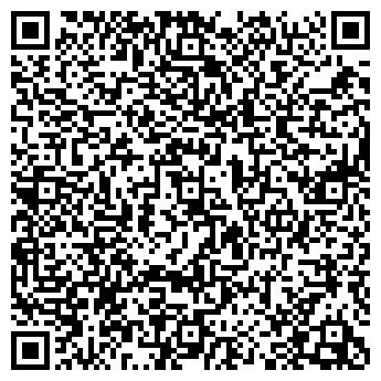 QR-код с контактной информацией организации ТРУД СДЮШОР