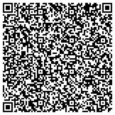 QR-код с контактной информацией организации ДИЗАЙНА КОСТЮМА И ТЕАТРАЛЬНЫХ ТЕХНОЛОГИЙ ПРОФЕССИОНАЛЬНЫЙ ЛИЦЕЙ № 17