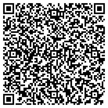 QR-код с контактной информацией организации АТЫРАУ,-ИНФО ПЛЮС ТОО