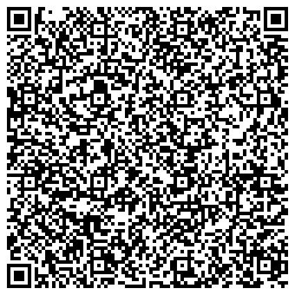 QR-код с контактной информацией организации ВЫСШАЯ ШКОЛА ЭКОНОМИКИ СПБ ФИЛИАЛ
