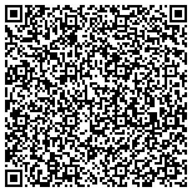 QR-код с контактной информацией организации ОБЪЕДИНЕННЫЙ КИРОВСКИЙ И АДМИРАЛТЕЙСКИЙ ВОЕНКОМАТ