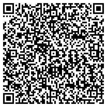 QR-код с контактной информацией организации ИНТЕРФАРМ-1, ООО