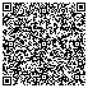 QR-код с контактной информацией организации ВЕТЕРИНАРНЫЙ ГОСПИТАЛЬ