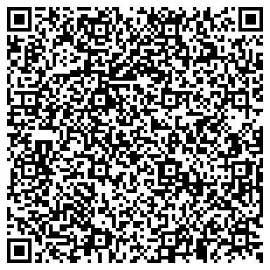 QR-код с контактной информацией организации ВЕТЕРИНАРНЫЙ ЦЕНТР ПРИ КЛУБЕ СЛУЖЕБНОГО СОБАКОВОДСТВА