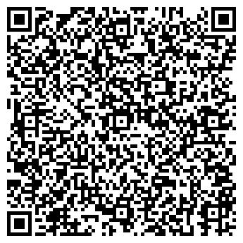 QR-код с контактной информацией организации АТЭ-НЕВА, ООО