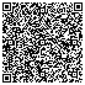 QR-код с контактной информацией организации ВИСТА СПБ