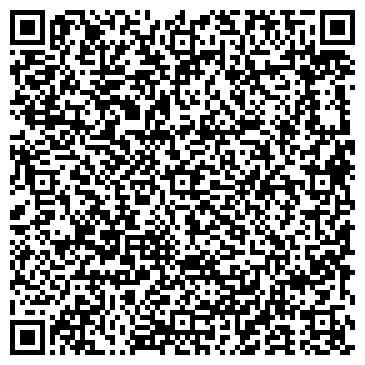 QR-код с контактной информацией организации МЕТАЛЛ-МЕБЕЛЬ, ЗАО