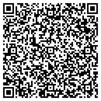 QR-код с контактной информацией организации АВА