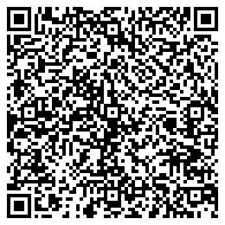 QR-код с контактной информацией организации BLAGE