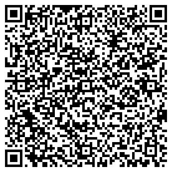 QR-код с контактной информацией организации WAREHOUSE
