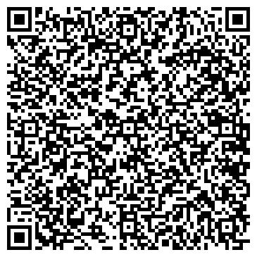 QR-код с контактной информацией организации АЛЛА САЛОН ЦЕНТР ПО НАРАЩИВАНИЮ ВОЛОС