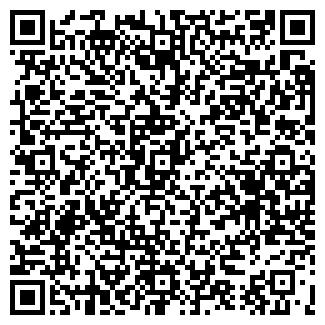 QR-код с контактной информацией организации ЗАО РАСКОМ