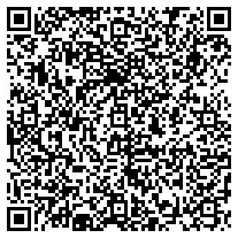 QR-код с контактной информацией организации ПРЕДМЕСТЬЯ ЖУРНАЛ