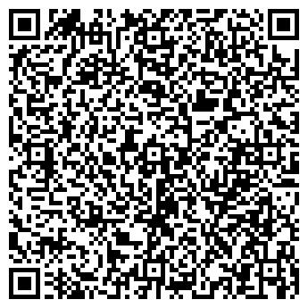 QR-код с контактной информацией организации АНОНС, ООО