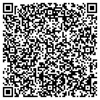 QR-код с контактной информацией организации ООО ЛОШАДЬ П