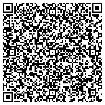 QR-код с контактной информацией организации ГЛАМУР ИМИДЖ-СТУДИЯ