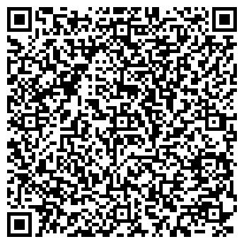 QR-код с контактной информацией организации ФРИЗЮР САЛОН ПРИЧЕСОК