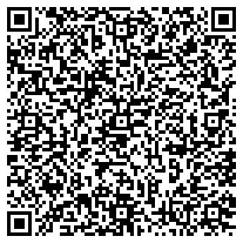 QR-код с контактной информацией организации ЦЕНТР ДИЗАЙНА ВОЛОС
