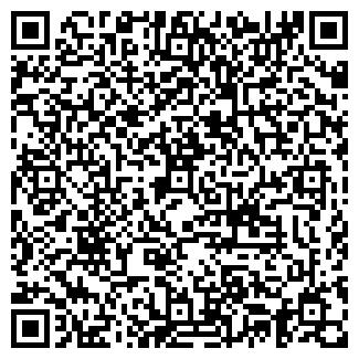 QR-код с контактной информацией организации VITALITY'S САЛОН КРАСОТЫ