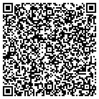 QR-код с контактной информацией организации МЕРИДИАН ЛТД