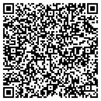 QR-код с контактной информацией организации ЗАО КРОВ