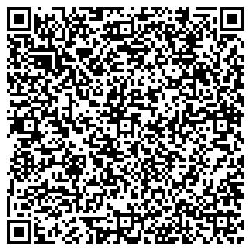 QR-код с контактной информацией организации ПЛ-ЛИЗИНГ, ЗАО