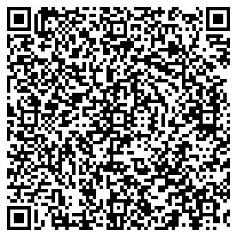 QR-код с контактной информацией организации ПИРОСЕРВИС, ЗАО
