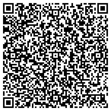 QR-код с контактной информацией организации Трамвайный парк № 1