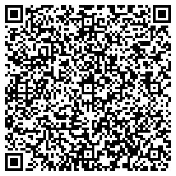 QR-код с контактной информацией организации ТРЕСТ ЗРЕЛИЩ