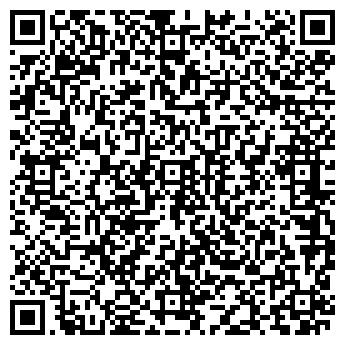 QR-код с контактной информацией организации ALIEN SHIPPING