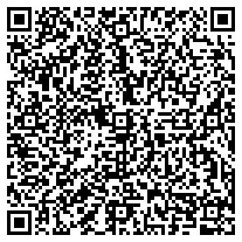QR-код с контактной информацией организации BULL RACING