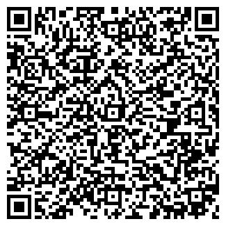 QR-код с контактной информацией организации ЗИМНИЙ САД