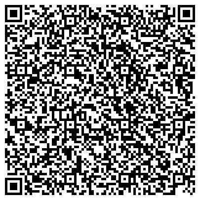 QR-код с контактной информацией организации Производственно-диспетчерская служба ЛЕНСВЕТ