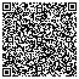 QR-код с контактной информацией организации ООО АЛЬБАТРОС