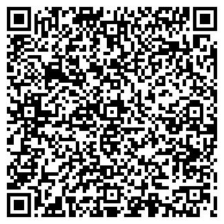 QR-код с контактной информацией организации ЗАО КАЙМАН