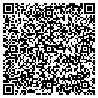 QR-код с контактной информацией организации ЗАО РЕЗИНА