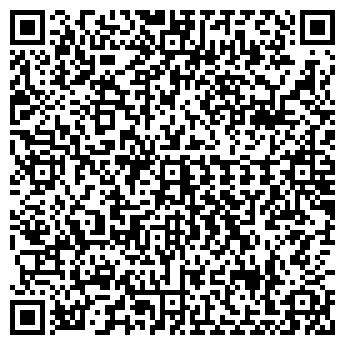 QR-код с контактной информацией организации ЦВЕТ ФОТОСАЛОН
