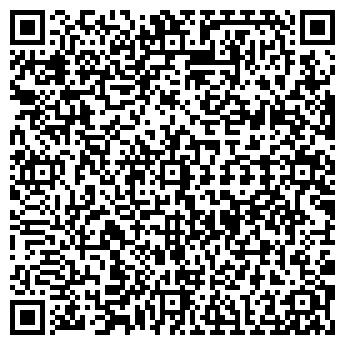 QR-код с контактной информацией организации АТМ-ЛЮКС