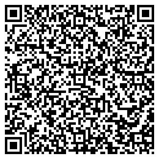 QR-код с контактной информацией организации G & D САЛОН