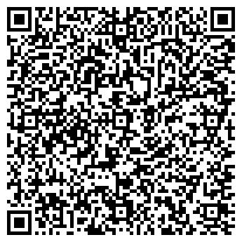 QR-код с контактной информацией организации АКВАНА МАГАЗИН-САЛОН