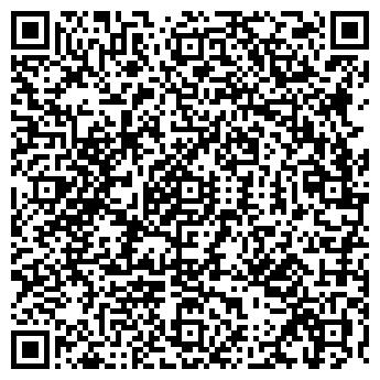 QR-код с контактной информацией организации КИРА ПЛАСТИНИНА