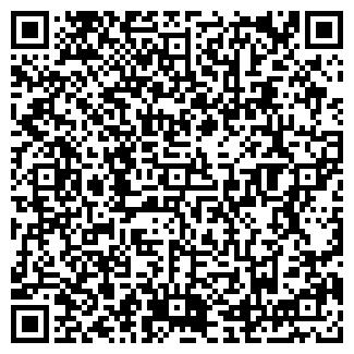 QR-код с контактной информацией организации FRAU