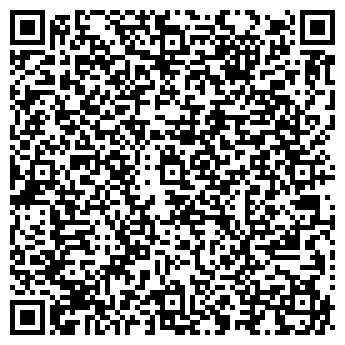 QR-код с контактной информацией организации YUKON TRAVEL
