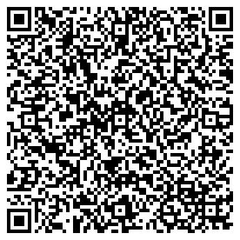 QR-код с контактной информацией организации АКАДЕМИЯ ПОДАРКА САЛОН