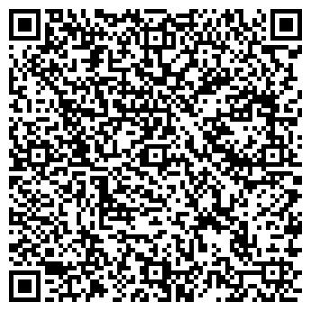 QR-код с контактной информацией организации ТКАНИ НА СЕННОЙ