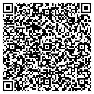 QR-код с контактной информацией организации ТКАНИ ШИК