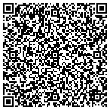 """QR-код с контактной информацией организации САЛОН  """"ЦВЕТЫ НА ФОНТАНКЕ"""""""