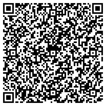 QR-код с контактной информацией организации АЭРО, ООО