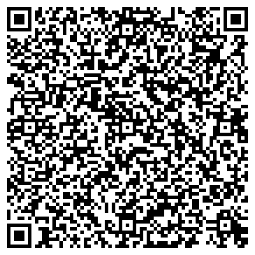 QR-код с контактной информацией организации Супермаркет «Лэнд»