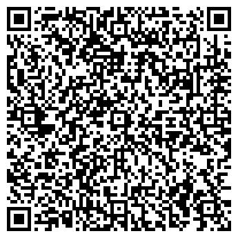 QR-код с контактной информацией организации ТРОИЦКИЙ РЫНОК